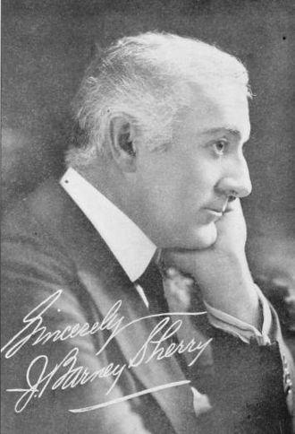 J. Barney Sherry - J. Barney Sherry