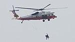 JMSDF UH-60J(8972) fly over at Kanoya Air Base April 30, 2017 01.jpg