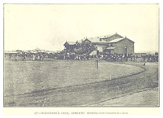 Old Wanderers - Old Wanderers c.1893