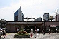 JRE Kawaguchi Station east exit.jpg