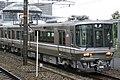 JRW 223-2104 Amagasaki Station 2007.jpg