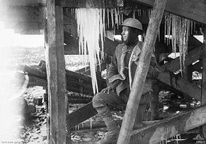 John Whittle - Sergeant J. W. Whittle in France, 1916