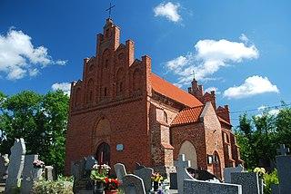 Jabłowo Village in Pomeranian Voivodeship, Poland