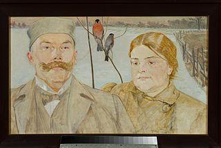 Portret Wacława i Heleny Karczewskich