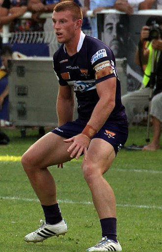 Jack Hughes (rugby league) - Image: Jack Hughes