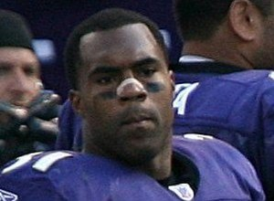 Jamal Lewis - Lewis with the Balitmore Ravens in 2006