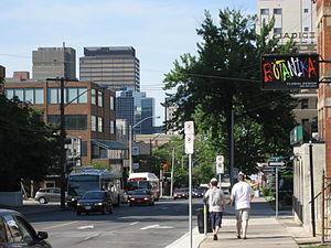 James Street (Hamilton, Ontario) - James Street South, street life