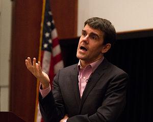 James Surowiecki - Surowiecki speaking in March 2014