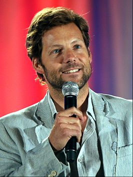 Jamie Bamber in 2012.