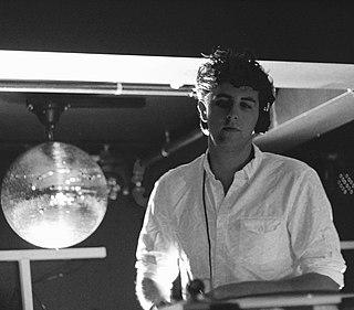 Jamie xx British record producer, DJ and composer