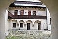 Jan Długosz House (courtyard), 25 Kanonicza street, Old Town, Kraków, Poland.jpg