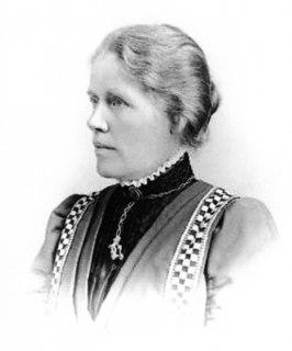 Margaret Jane Benson English botanist
