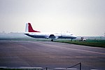 Japan Civil Aviation Bureau NAMC YS-11-100 (JA8610-2003) (14519809529).jpg