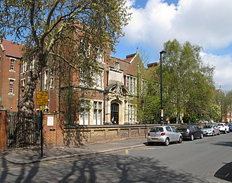 Acton, London - Japanese School in London