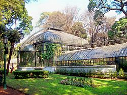 Jard n bot nico de buenos aires wikipedia la for Biblioteca digital real jardin botanico