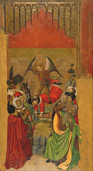 Saint Michael Vanquishes the Antichrist