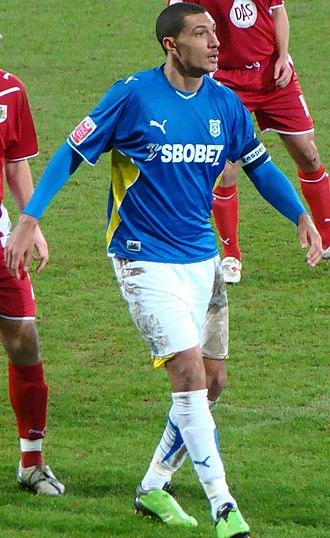 Jay Bothroyd - Bothroyd playing for Cardiff City in 2010