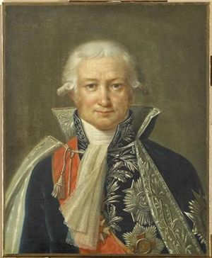 Jean-Baptiste de Nompère de Champagny - Jean-Baptiste de Nompère de Champagny, 1st Duc de Cadore
