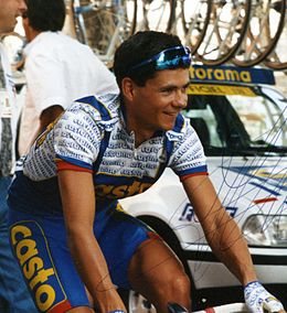 Jean-Cyril Robin al Tour de France 1993