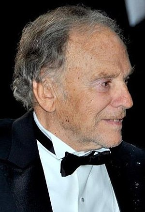 Jean-Louis Trintignant - Trintignant at the 2012 Cannes Film Festival