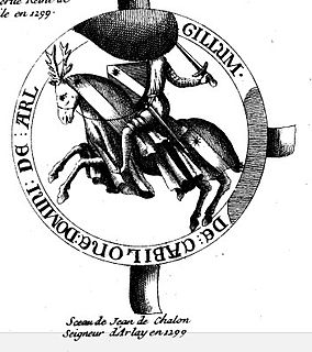 John I of Chalon-Arlay French nobleman