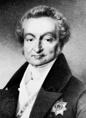Friedrich Ancillon - Johann Peter Friedrich Ancillon