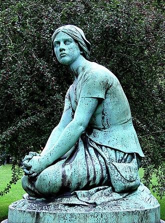 Albertina Foundation (Denmark) - Image: Jeanne d'Arc Chapu