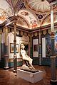 Jesi, palazzo pianetti, alcova in stile pompeiano, 01.jpg