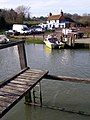 Jetty and Jolly Sailor, Ashlett - geograph.org.uk - 331702.jpg
