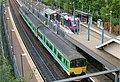 Jewellery Quarter railway station train and tram - Birmingham - 2005-10-14.jpg