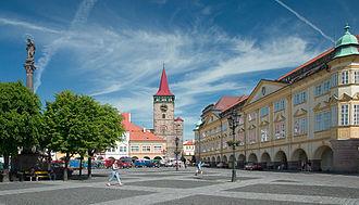 Jičín - Image: Jicin 1