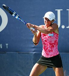 Jill Craybas at the 2010 US Open 02.jpg