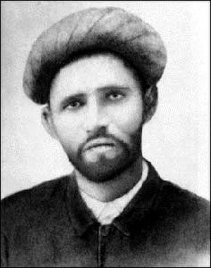 Muhammad Ali Jinnah - Portrait of Jinnah's father, Jinnahbhai Poonja
