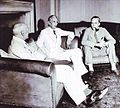 Jinnah with Stafford Cripps and Lord Pethick Lawrence.jpg