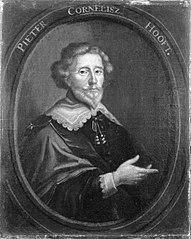 Portrait of Pieter Cornelisz. Hooft (1581-1647) (copy)