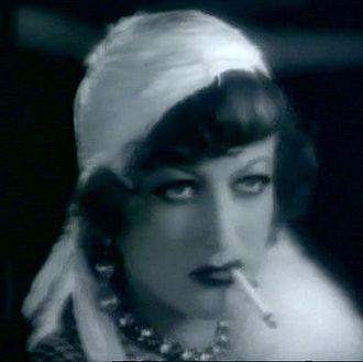 Rain (1932 film) - Joan Crawford as Sadie