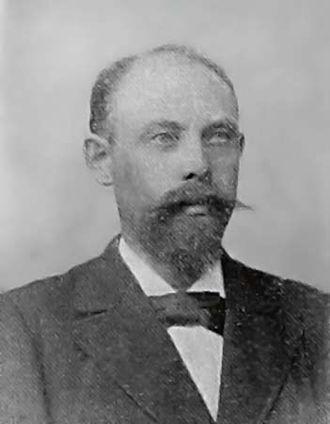 Johan Skjoldborg - Johan Skjoldborg