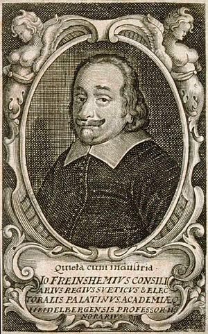 Freinsheim, Johann (1608-1660)