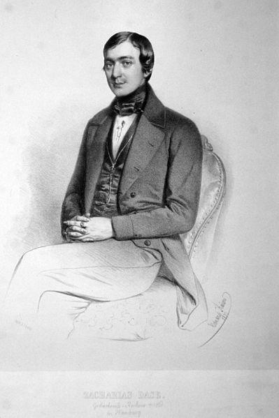 Datei:Johann Martin Zacharias Dase Eduard Kaiser.jpg