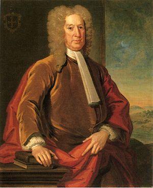 John Nelson (merchant) - Portrait by John Smibert