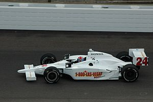 Roth Racing - Image: John Andretti Indy 2008