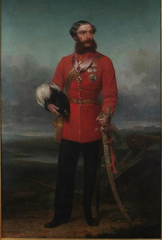William Gush - Image: John Inglis By William Gush NS Province House