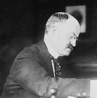 John A. Bensel - Bensel circa 1910-1915