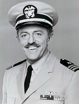 John Astin Operation Petticoat 1977.JPG