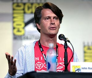 Pokémon Go - John Hanke, the founder of Niantic