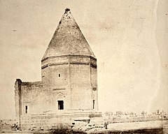 John Henry Haynes. Tomb of early Seljukian princess at Caesarea (id.13993451).jpg