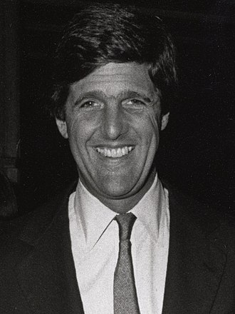 1984 United States Senate election in Massachusetts - Image: John Kerry (9504751924)