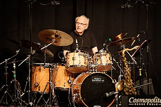 John Marshall (drummer) British drummer