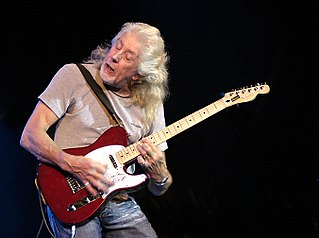 John Mayall English blues musician