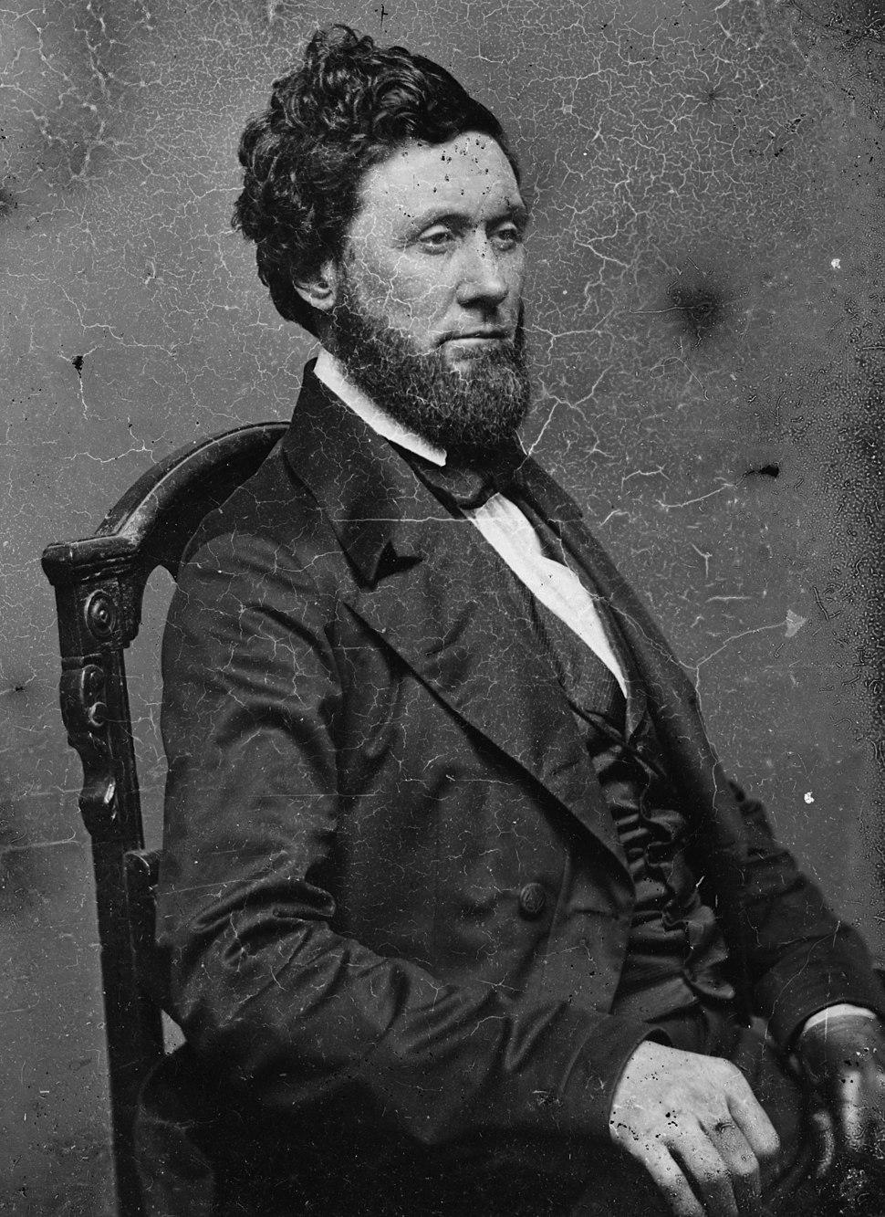 John Nelson, bw photo portrait, Brady-Handy collection, circa 1855-1865.jpg
